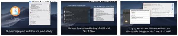Clipsy 600x124 - Zlacnené aplikácie pre iPhone/iPad a Mac #27 týždeň