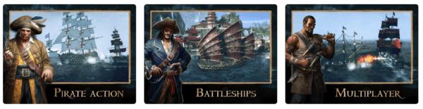 Tempest Pirate Action RPG 600x155 - Zlacnené aplikácie pre iPhone/iPad a Mac #20 týždeň