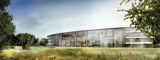 Nový Apple campus