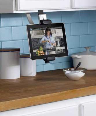 Belkin príslušenstvo pre iPad v kuchyni