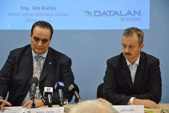 Bratislavský samosprávny kraj aplikácia