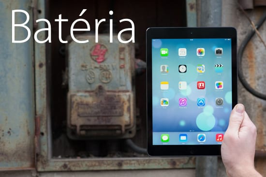 iPad Air batéria