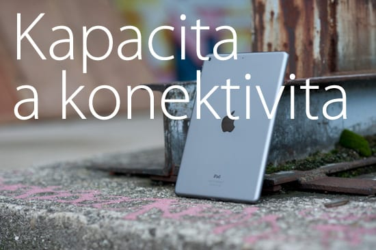 iPad Air kapacita