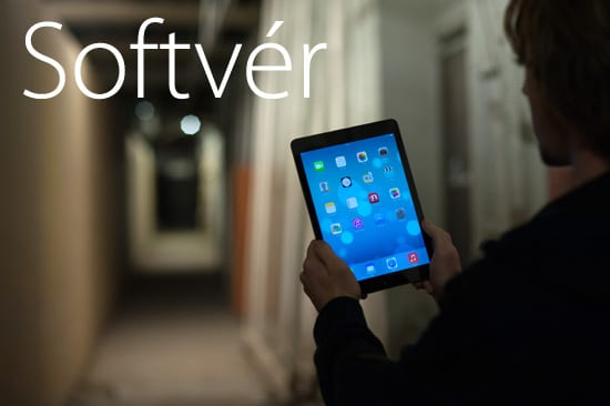 iPad Air softvér
