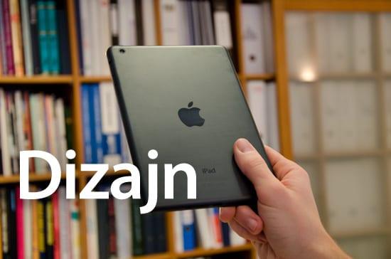 Apple iPad mini, malý tablet