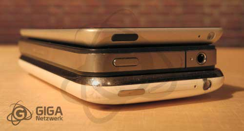 iPhone 5 prototyp