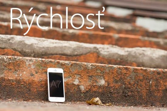 iPhone 5s displej