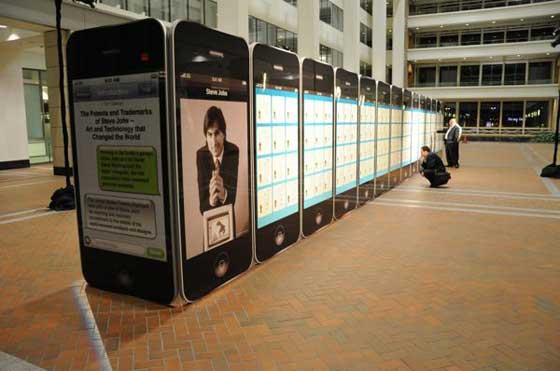 Výstava venovaná Stevovi Jobsovi