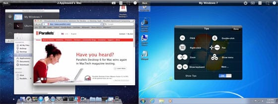 Parallels Mobile na iPade