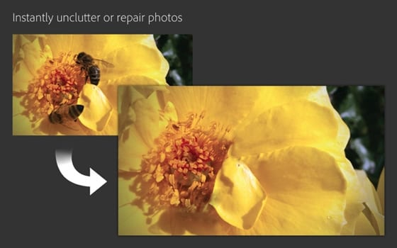 Adobe Photoshop Elements 9 – retušovanie