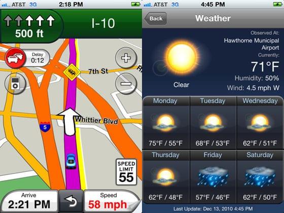 Garmin navigácia StreetPilot pre iPhone